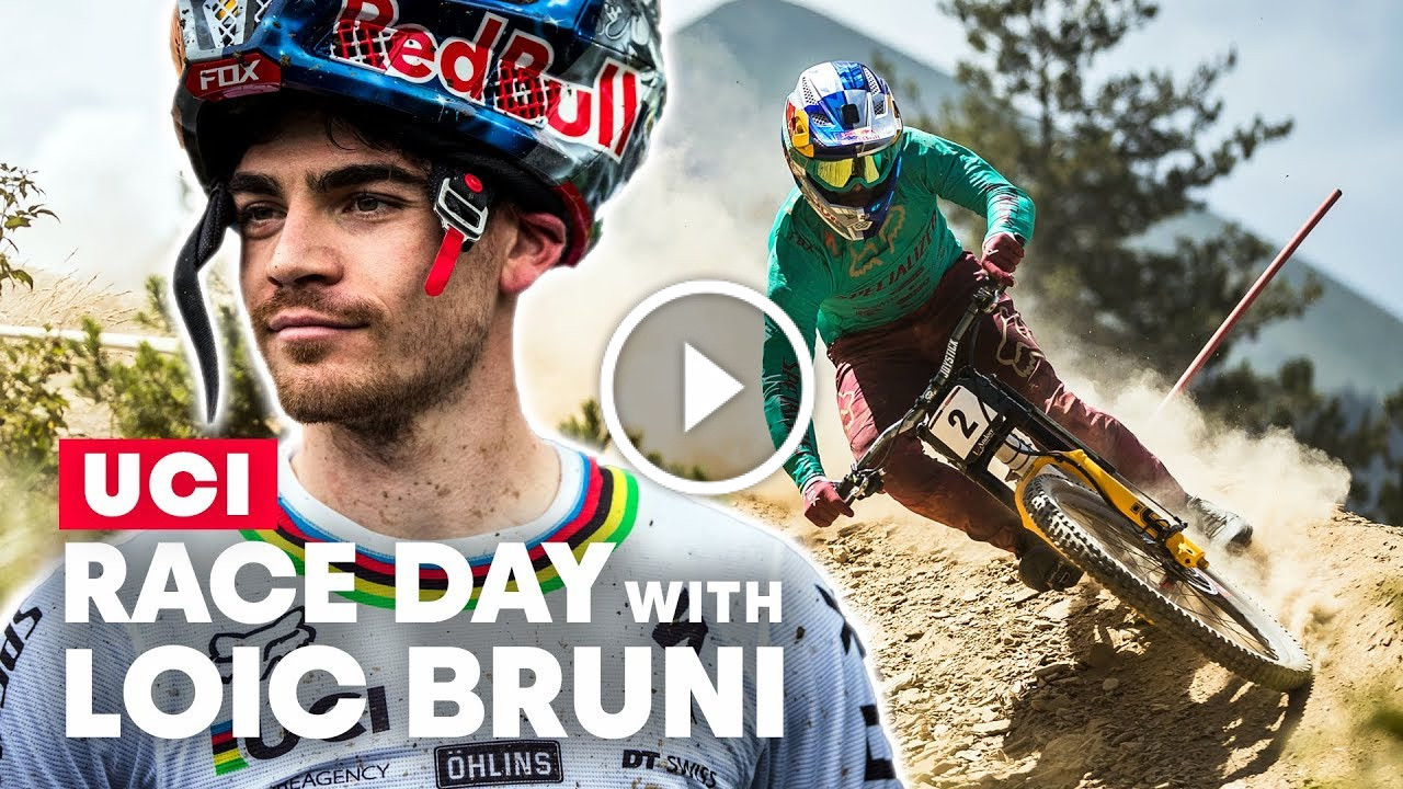 The Moments That Make a World Cup | Loic Bruni in Les Gets 2019